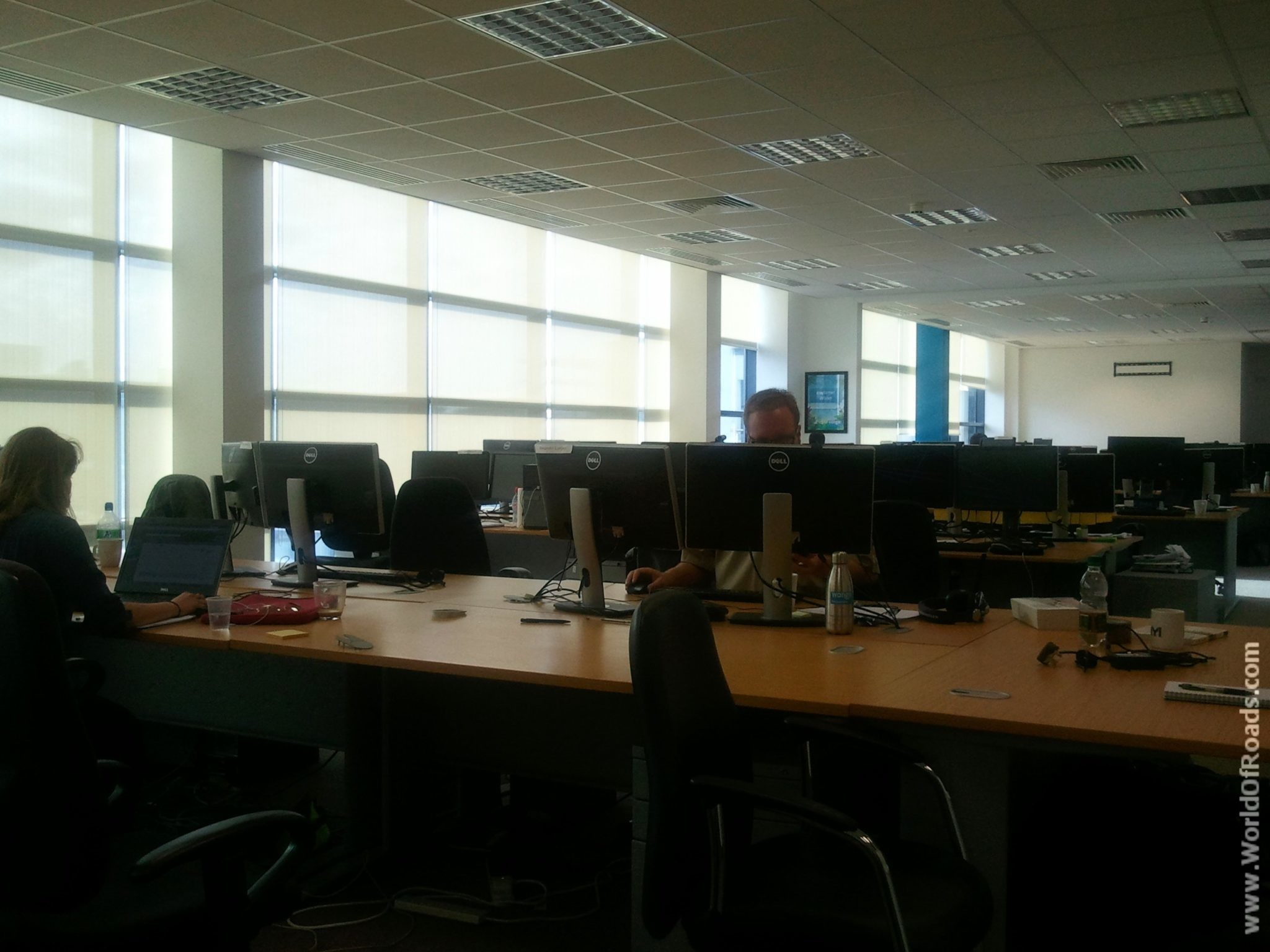 Офис в Дублине. Ирландия.