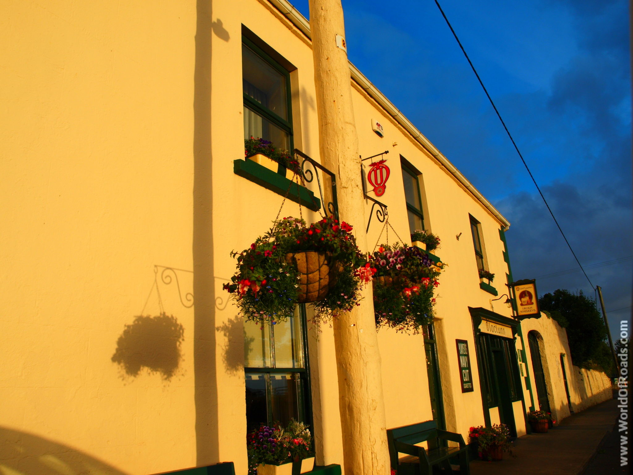 Поселок. Ирландия.