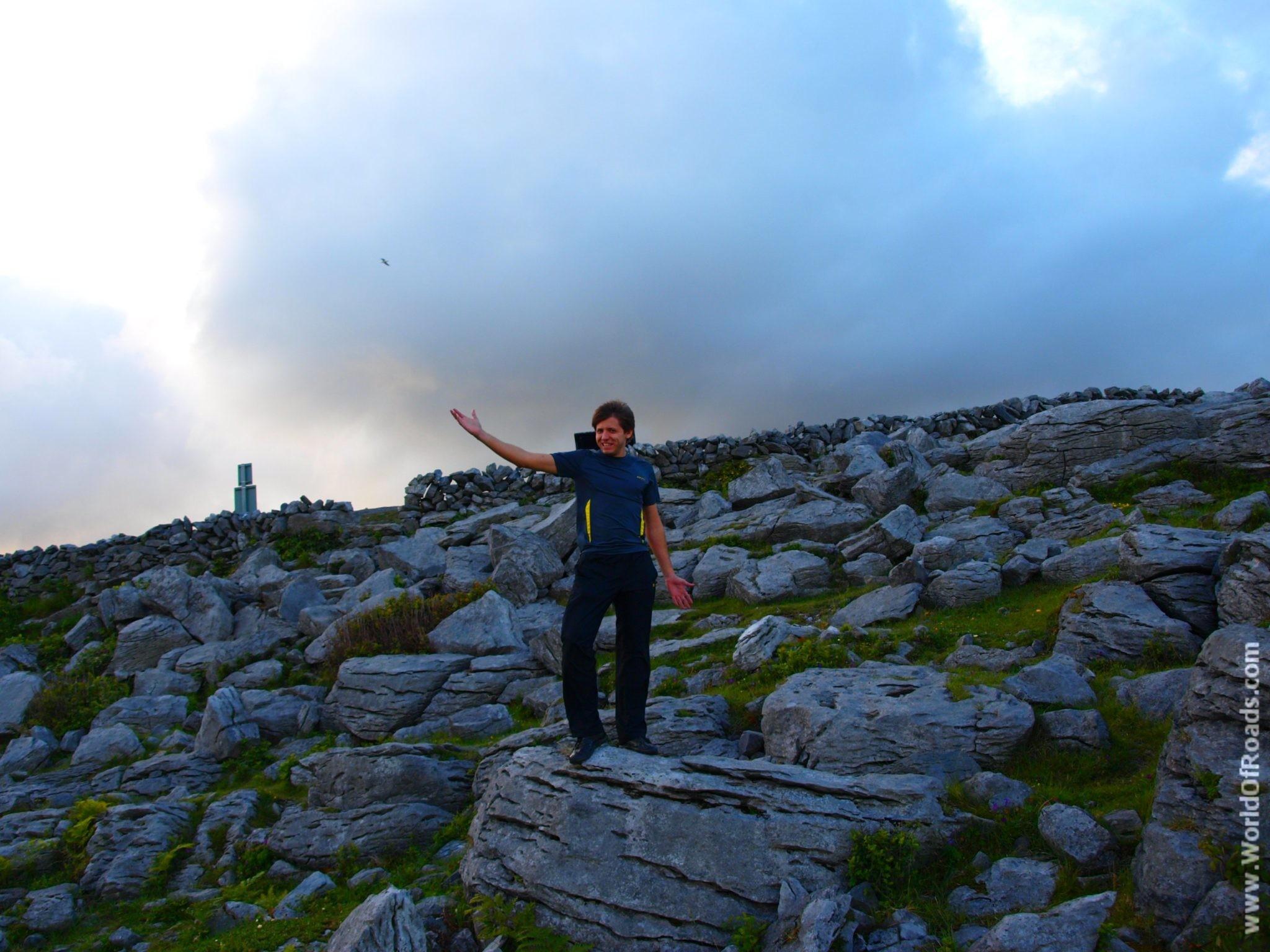 Природа Ирландии.