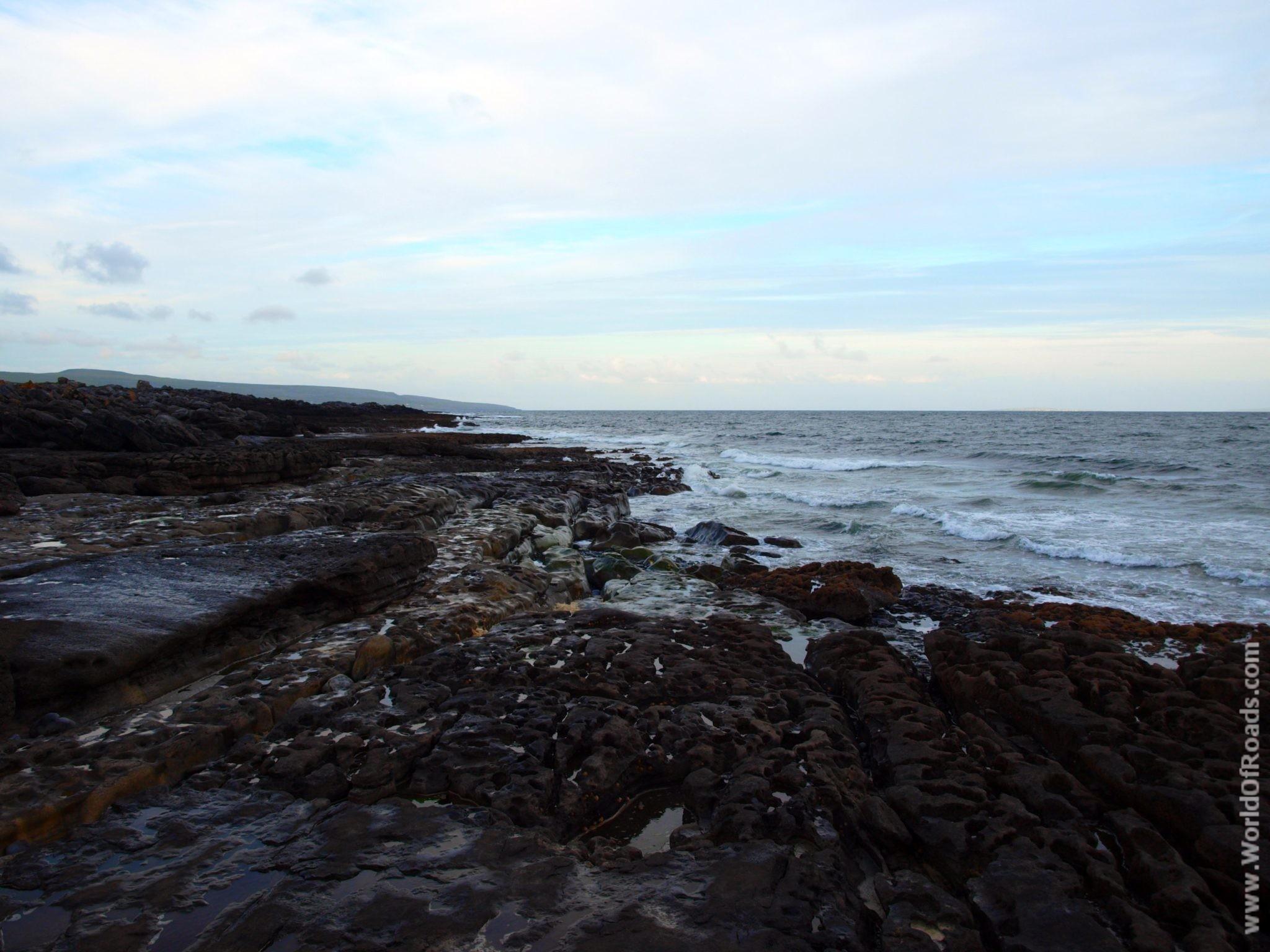 Атлантический Океан. Природа Ирландии.