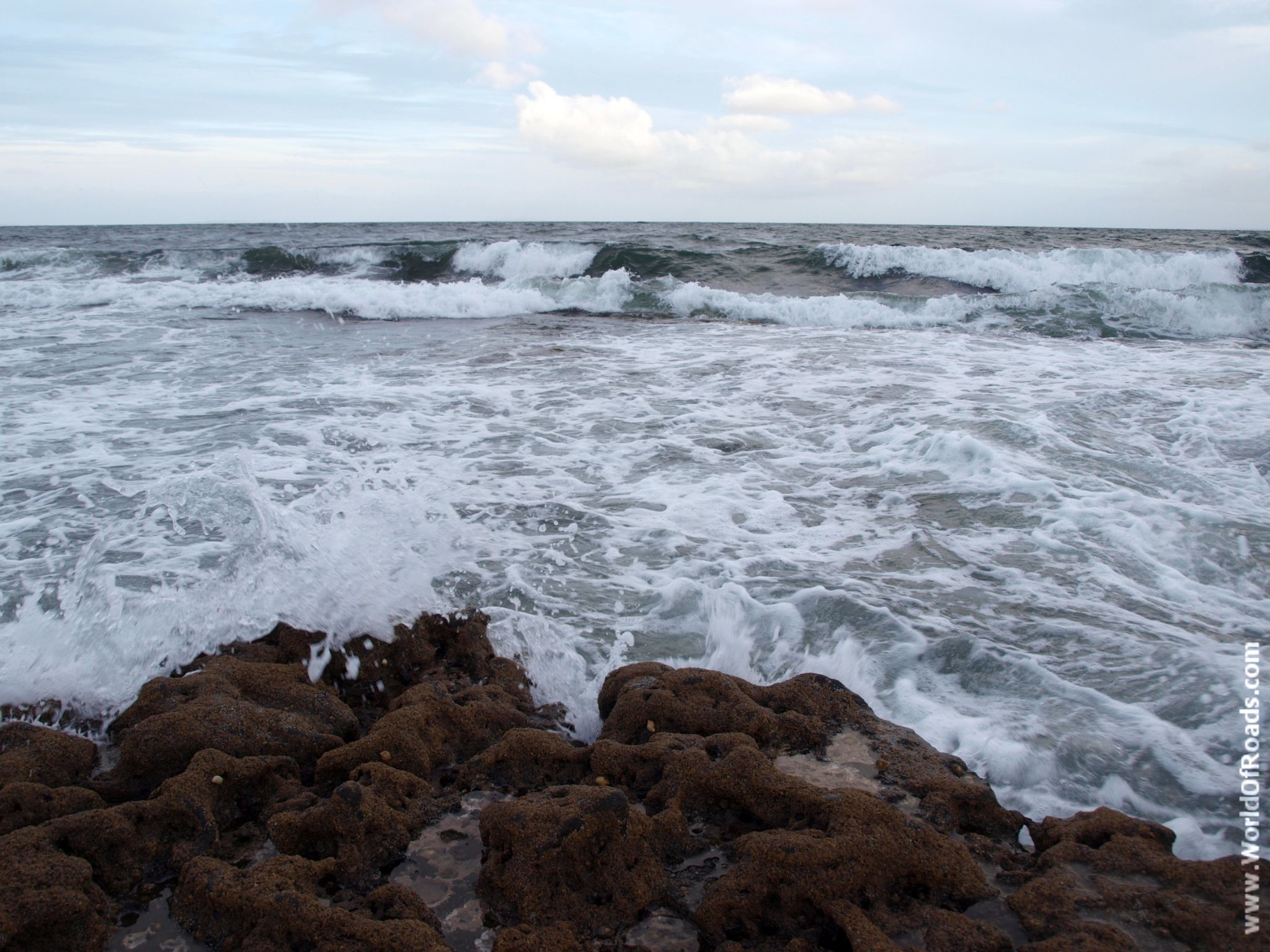 Природа Ирланди. Атлантический Океан.