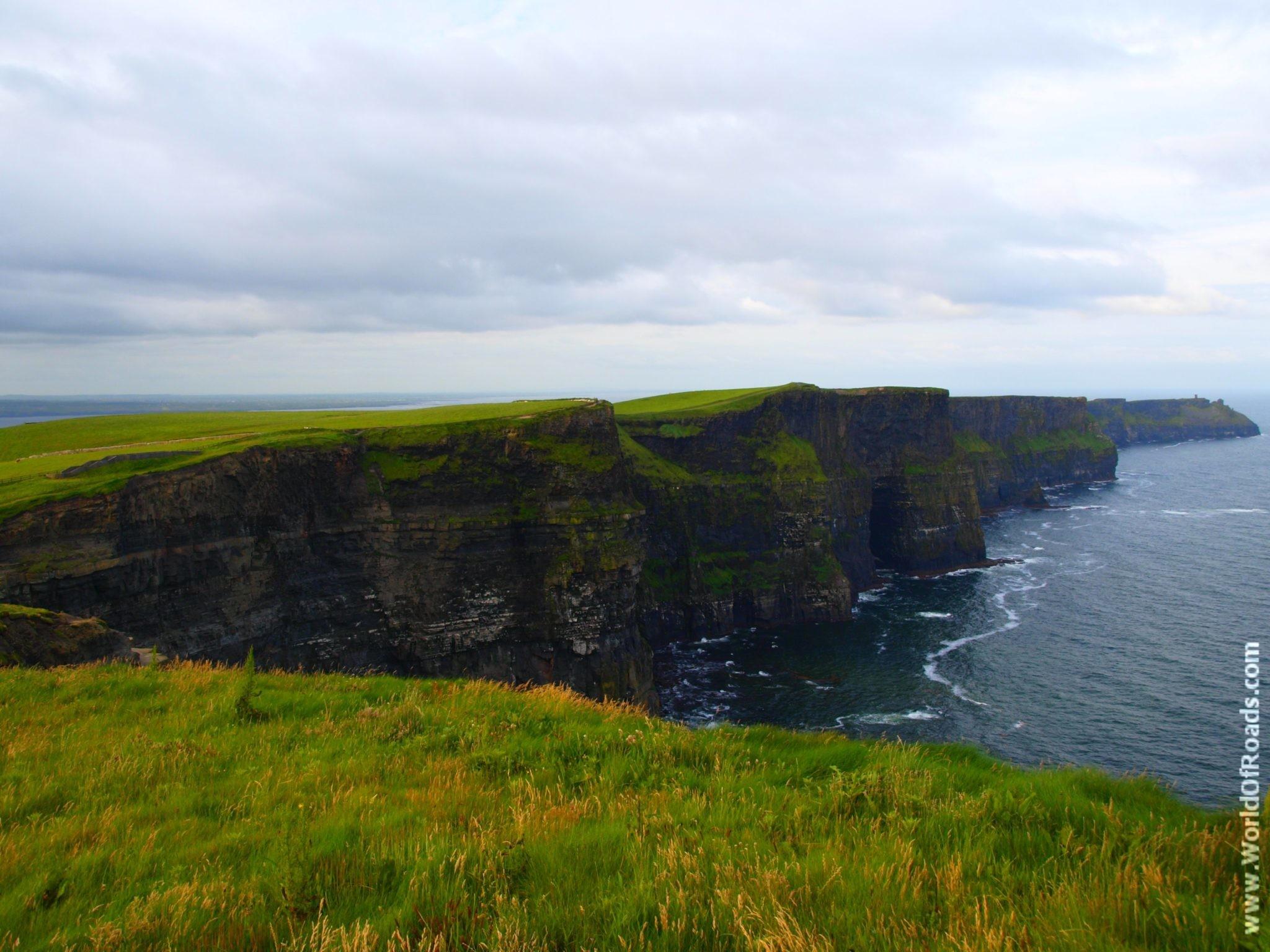Утесы Мохер. Ирландия.