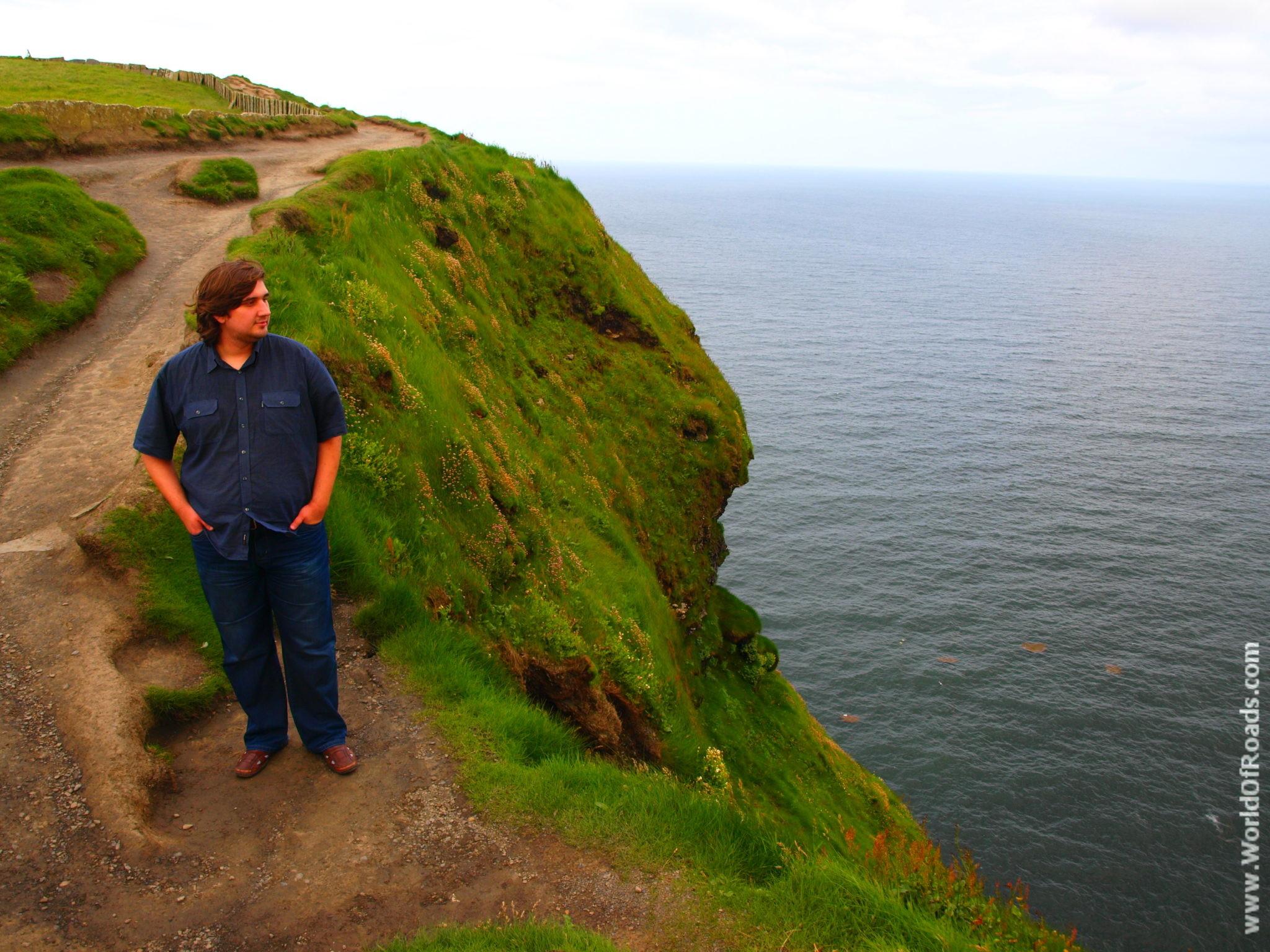 Природа. Клифы Мохер. Ирландия.