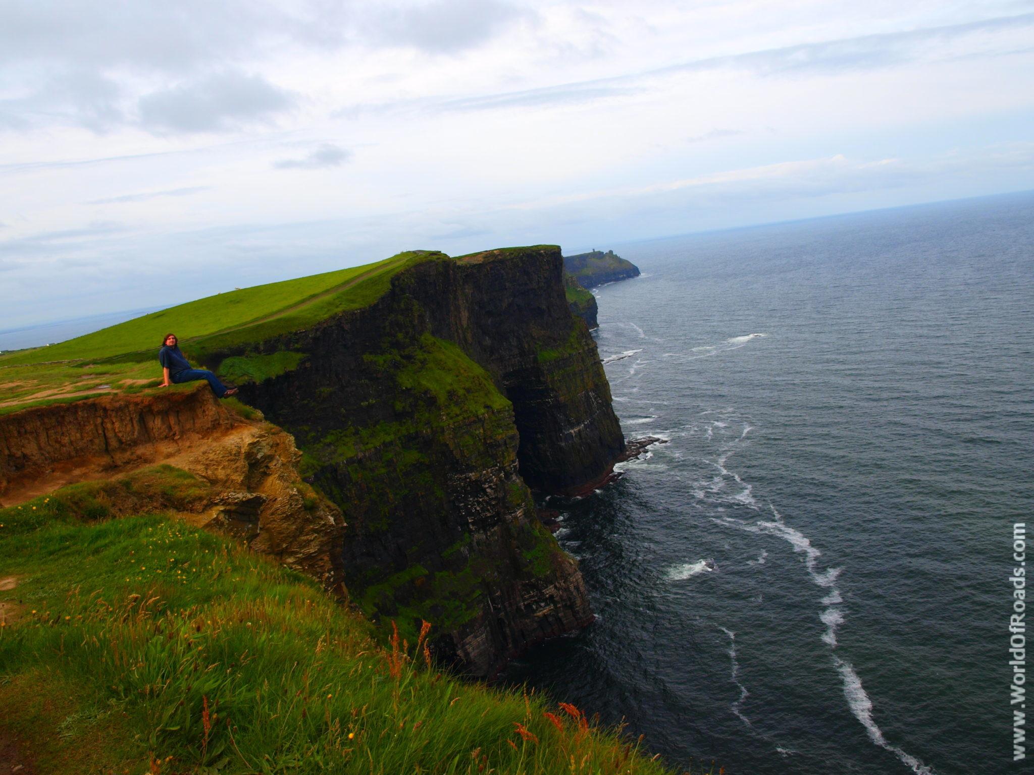 Клифы Мохер. Ирландия.