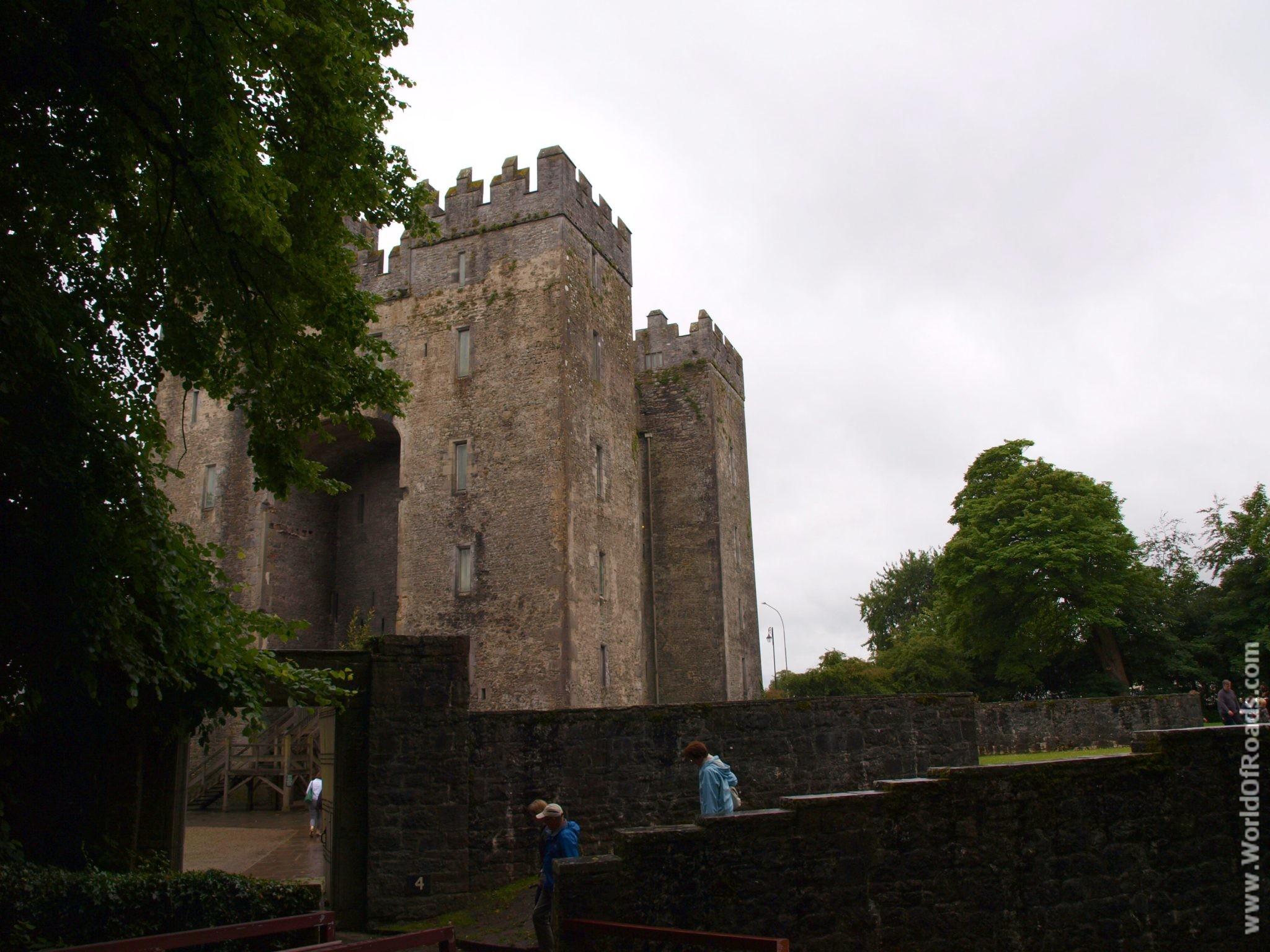 Замок Бунратти. Графство Клэр, Ирландия. (Bunratti Castle)
