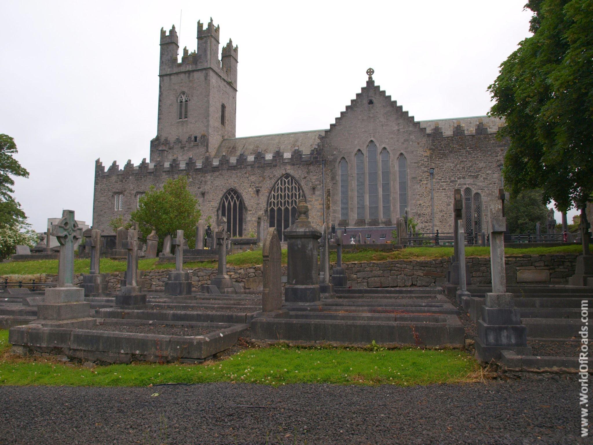 Собор Святой Марии. Лимерик, Ирландия.