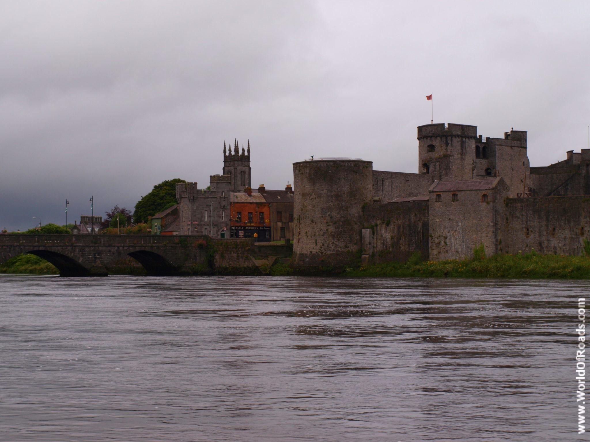 Limerick Castle. Ireland.
