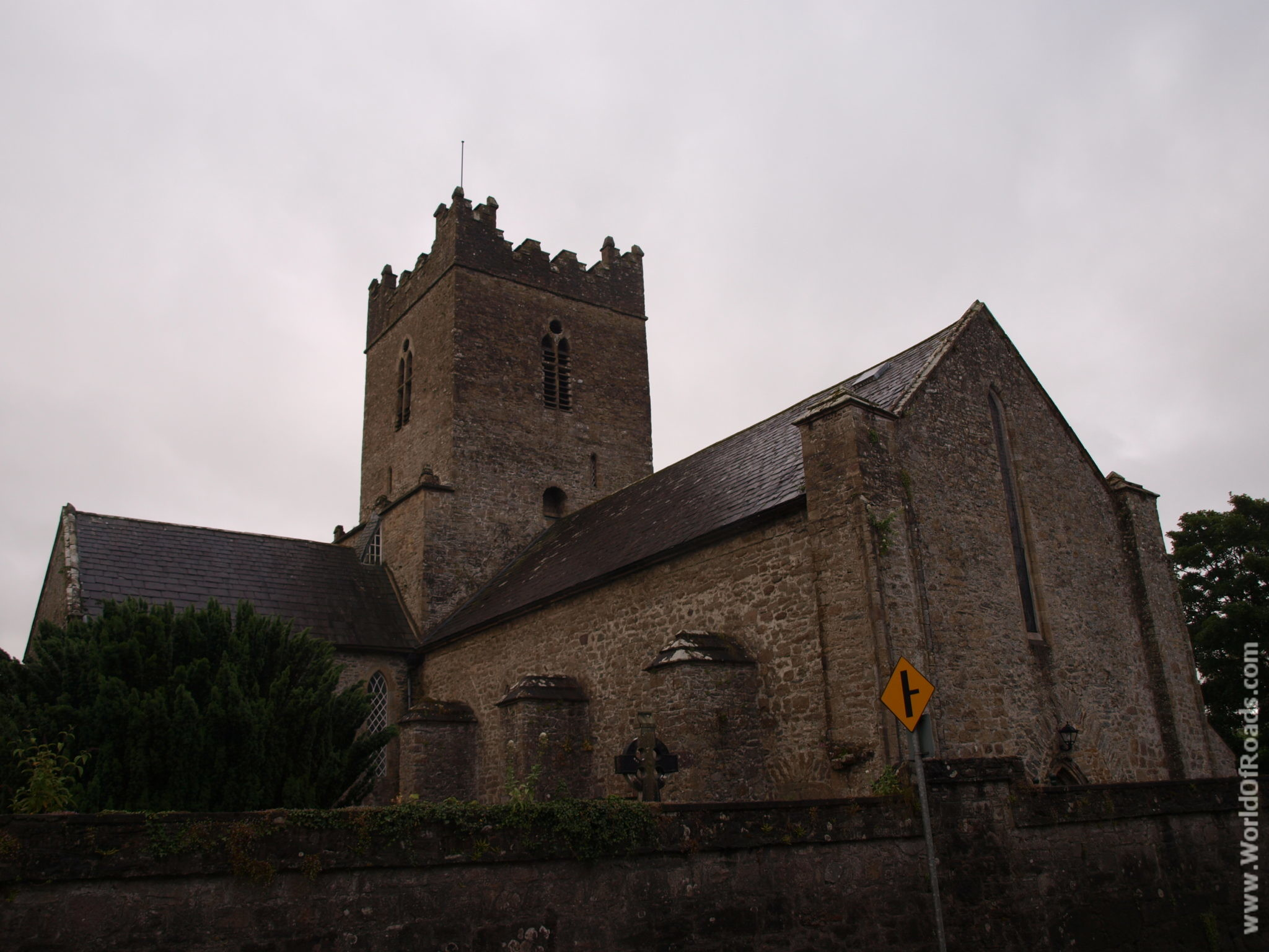 Killaloe Cathedral. Ireland.