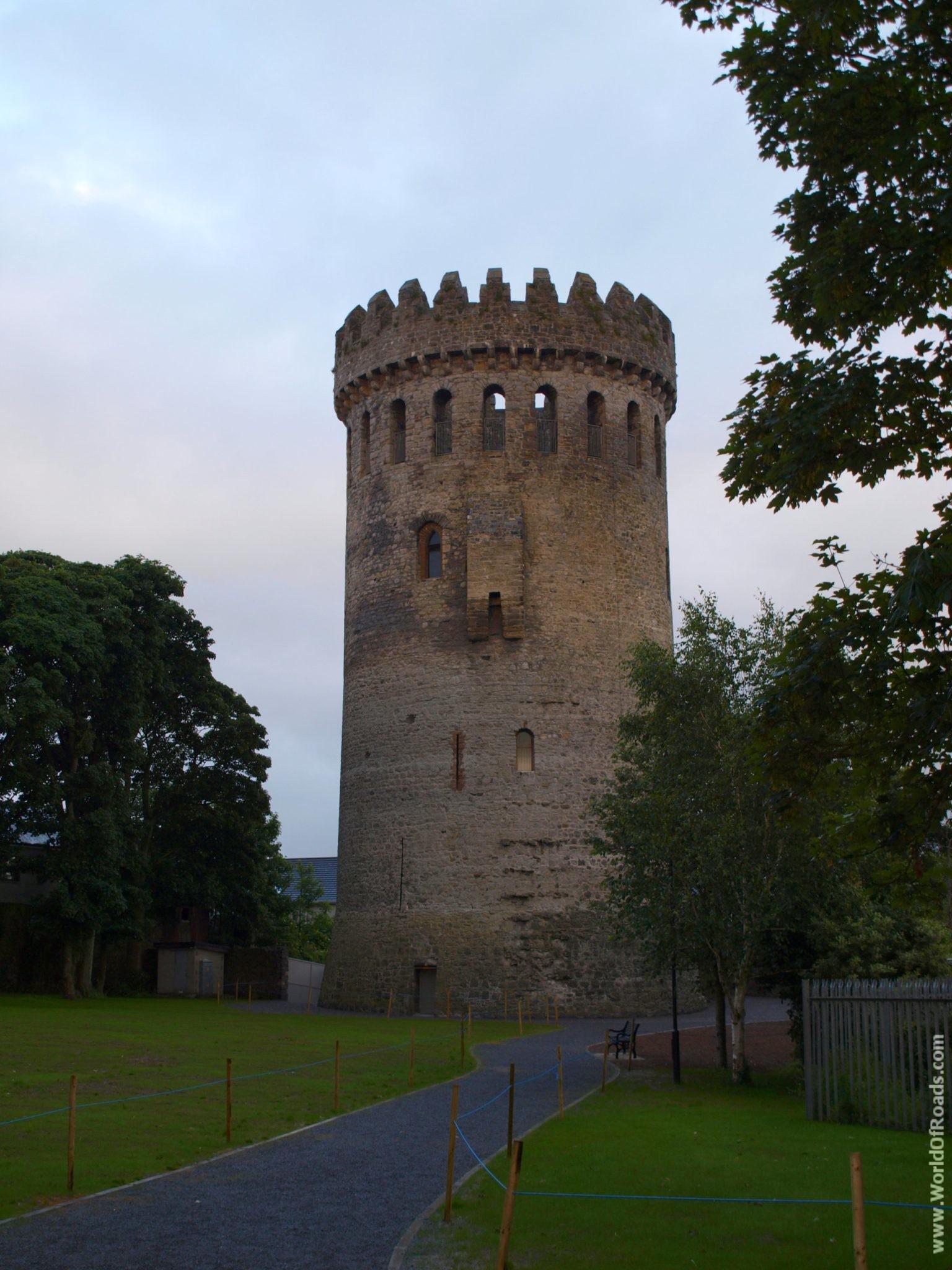 Nenagh Castle. Ireland.
