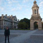 Trinity College. Dublin. Ireland.