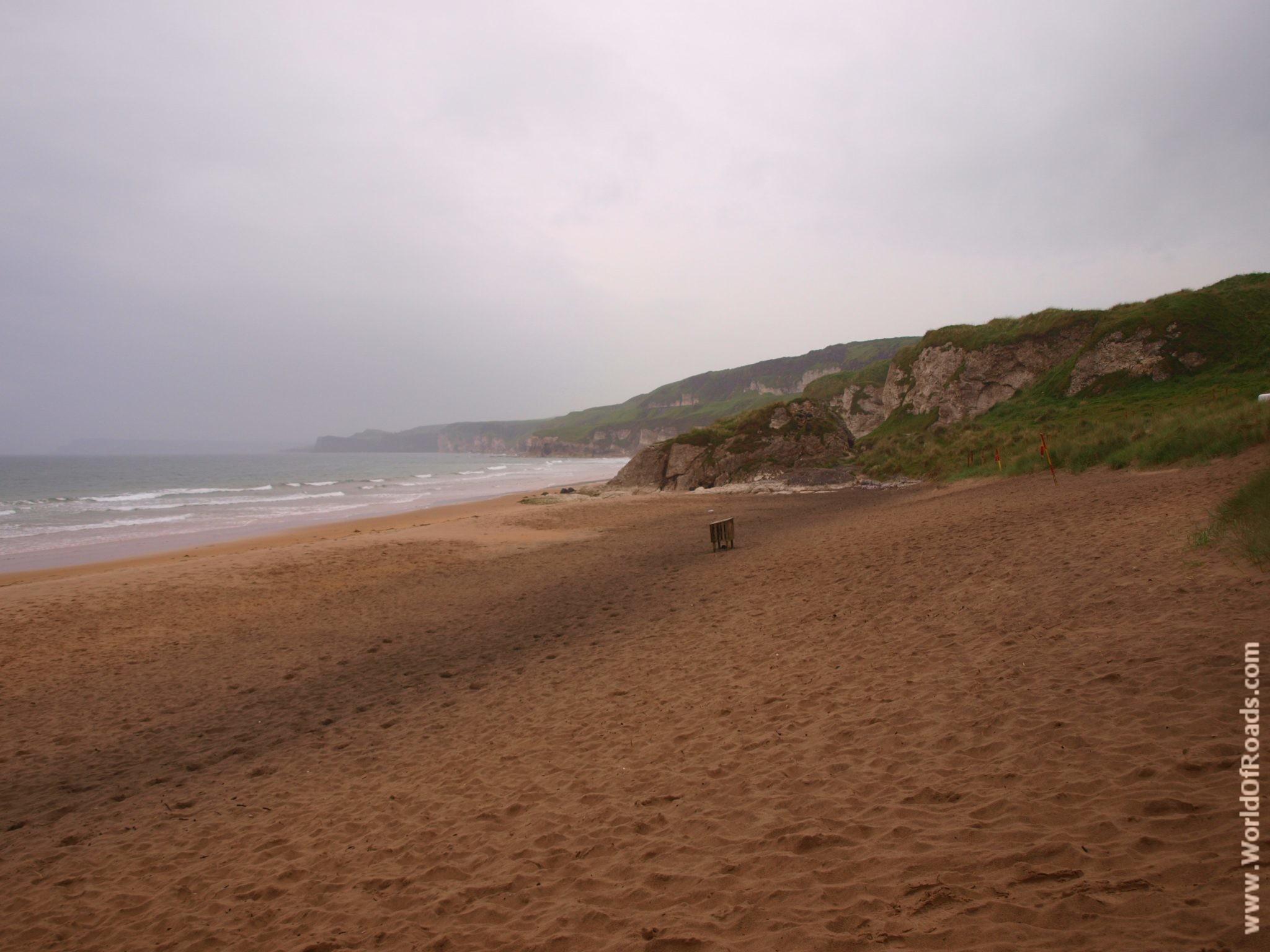Океан. Северная Ирландия.