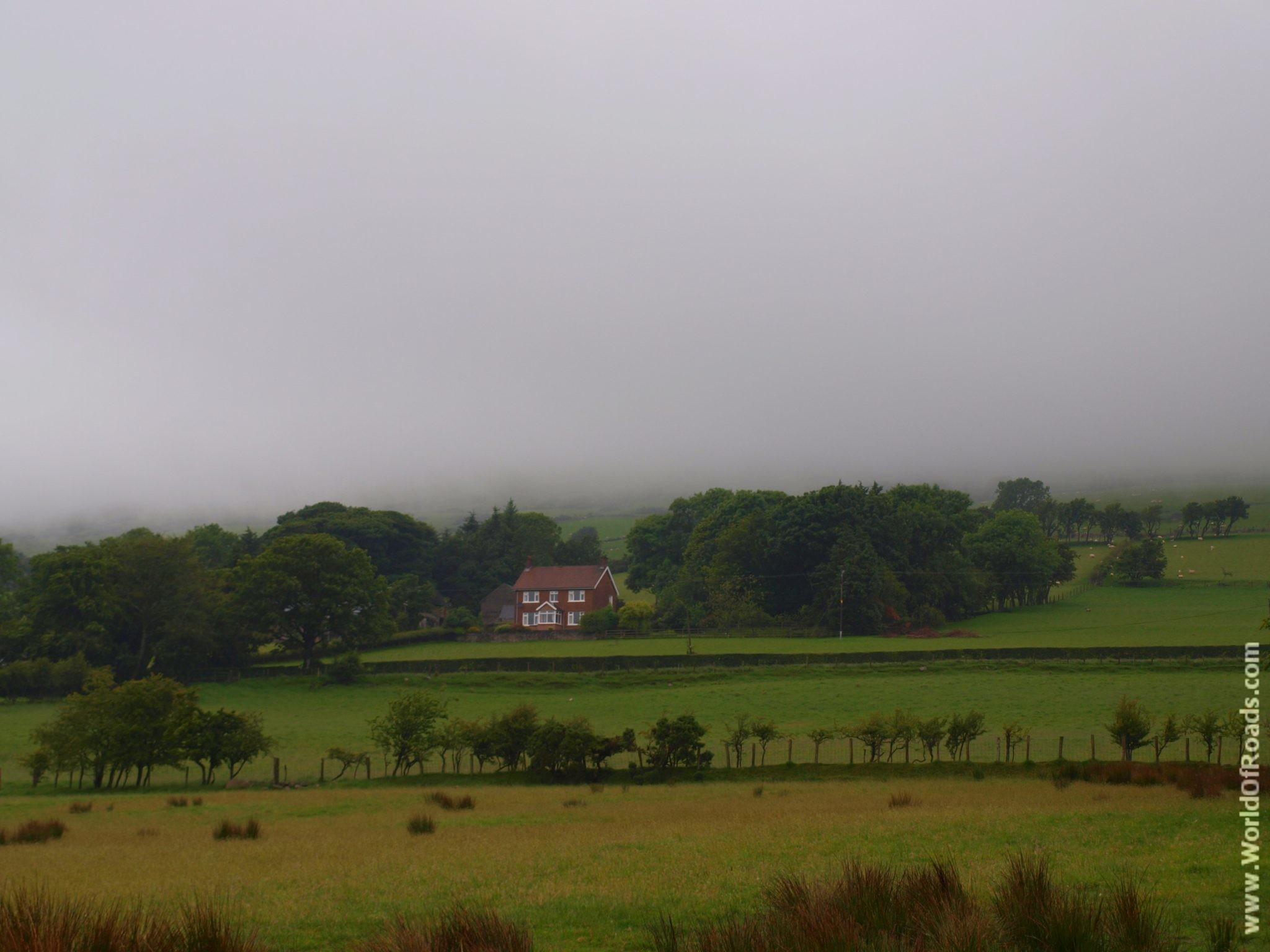 Природа. Северная Ирландия.