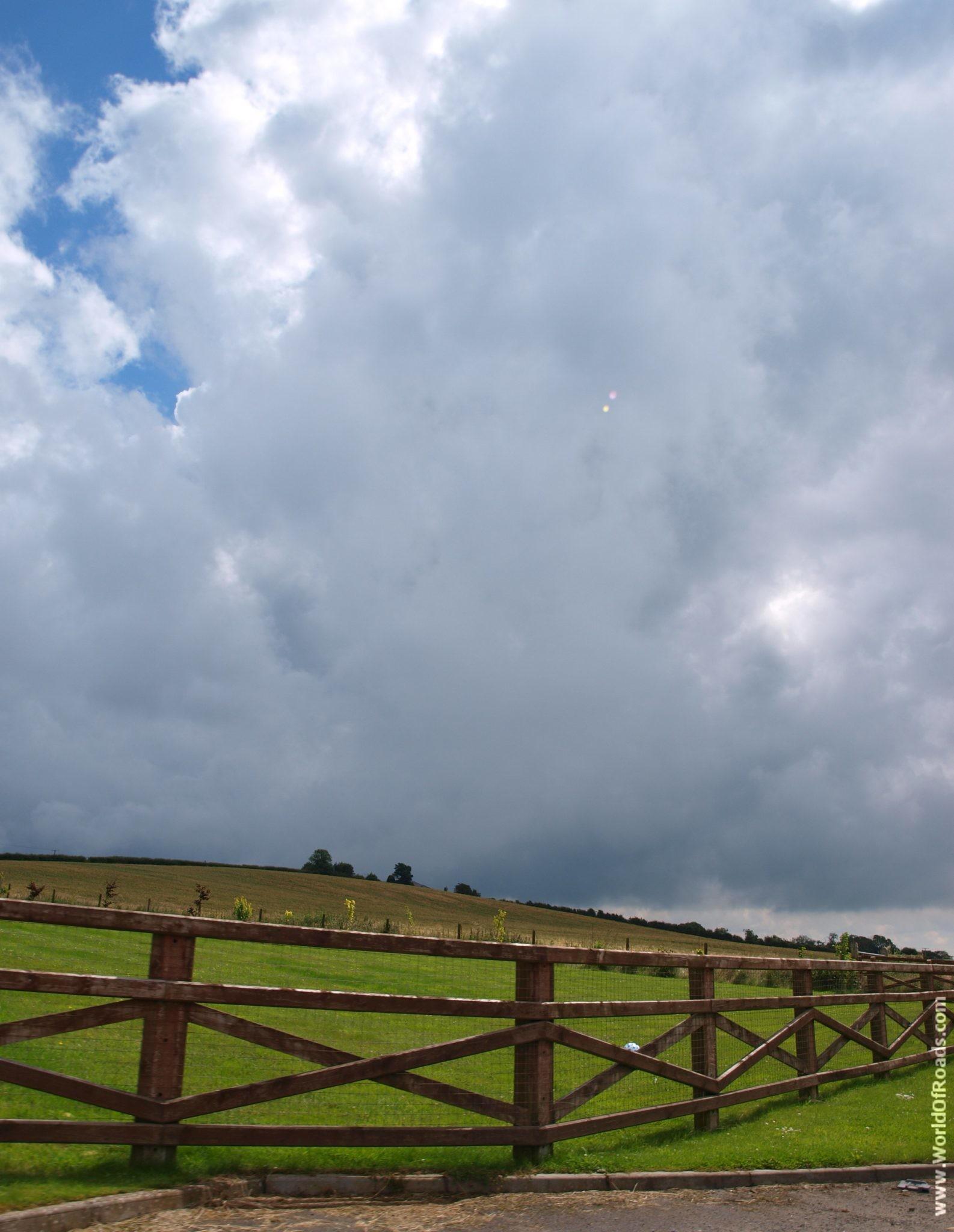 Сельская местность. Северная Ирландия.