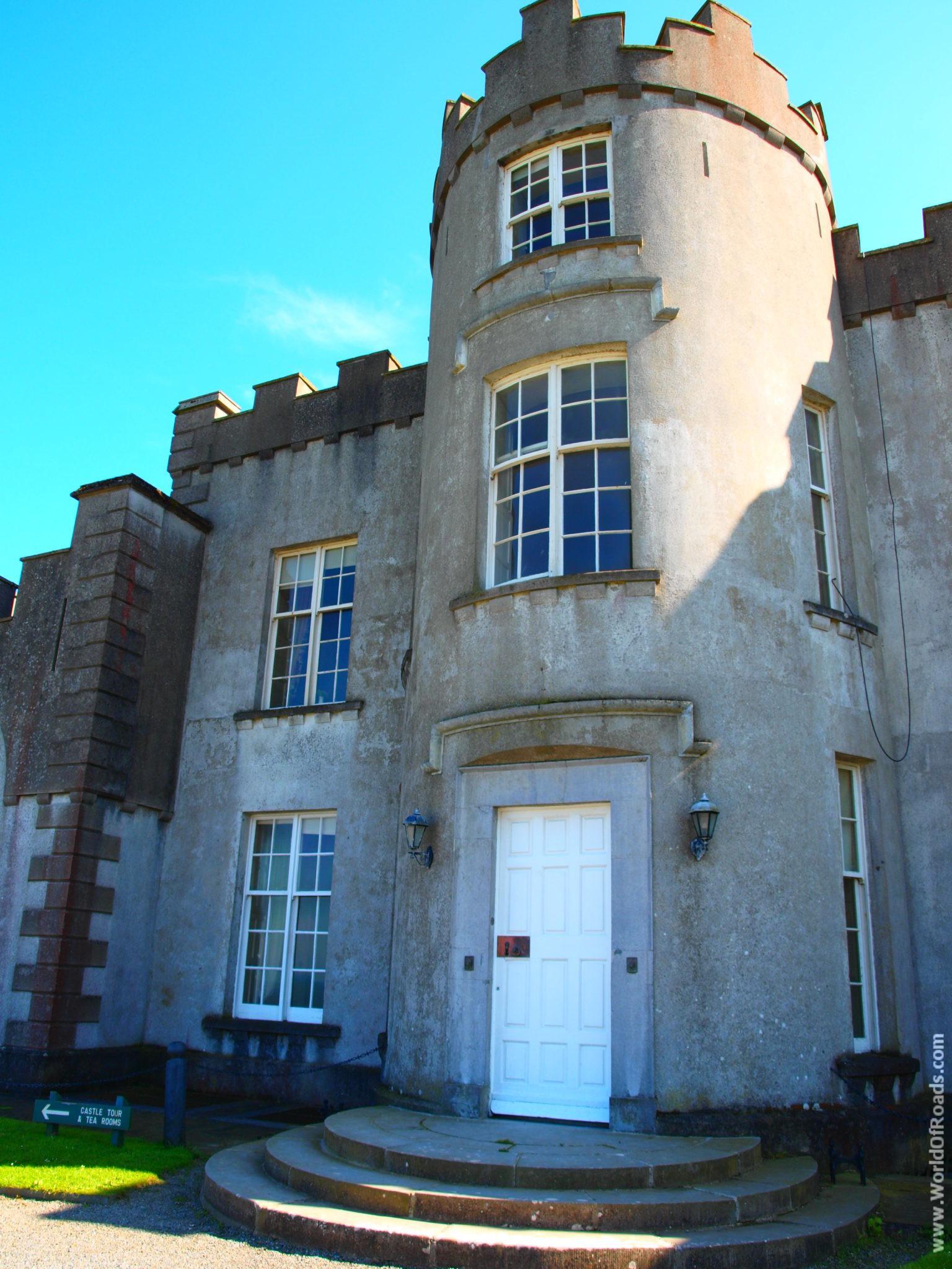 Замок Ардгиллан (Ardgillan Castle). Ирландия.