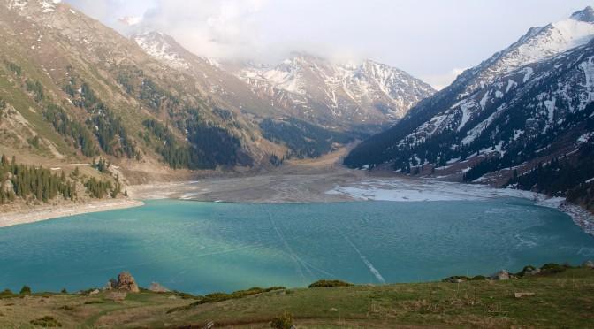 Озера (Весна в Казахстане — 2014)