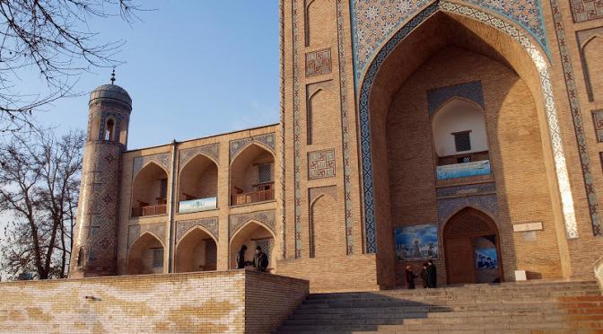 Медресе Кукельдаш (Ташкент)