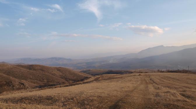 Горы, Армения