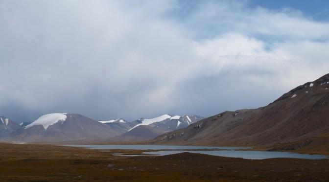 Высокогорные озера, Киргизия