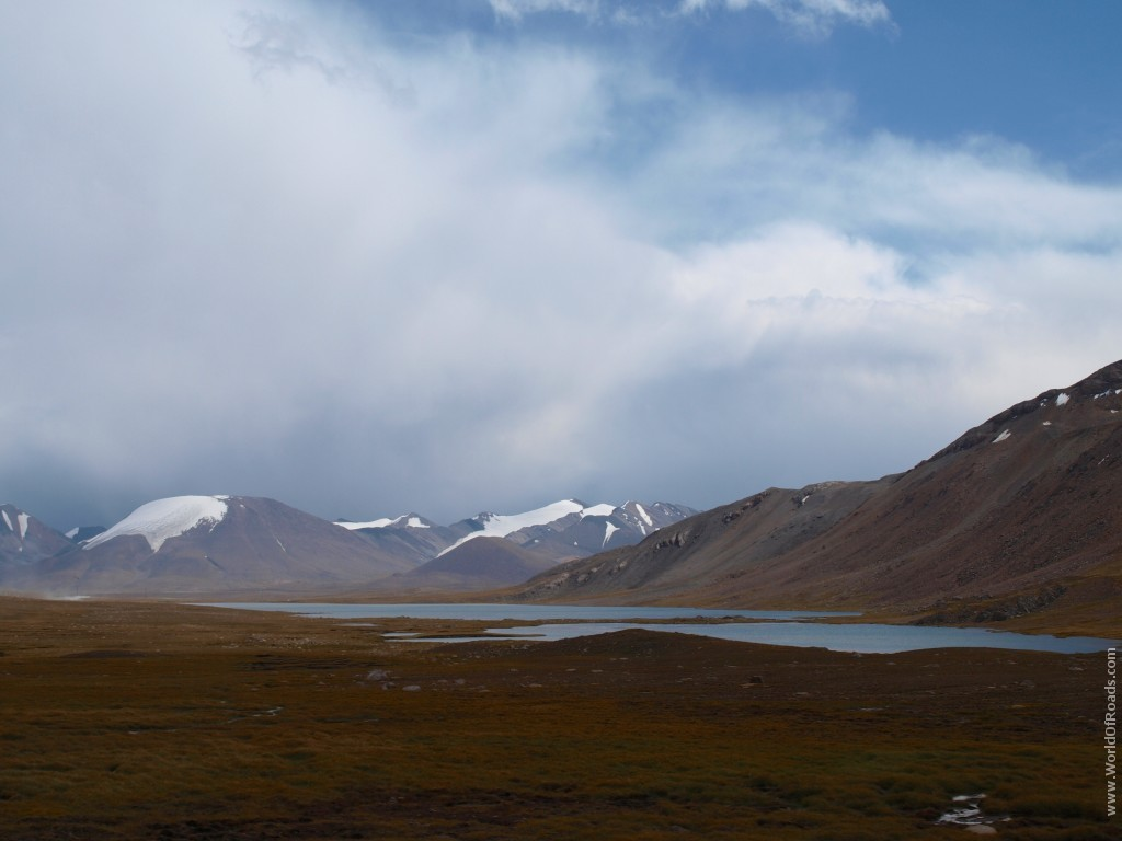 Барскаунское ущелье, Северный Тянь-Шань, Киргизия