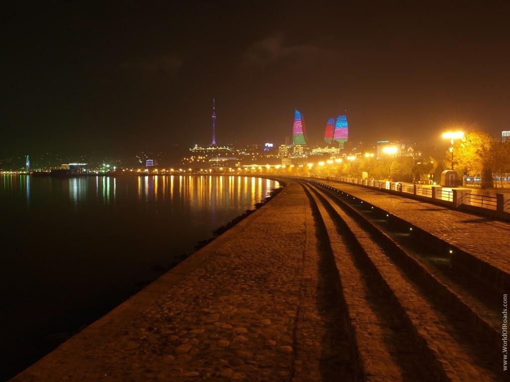 Баку. Азербайджан.