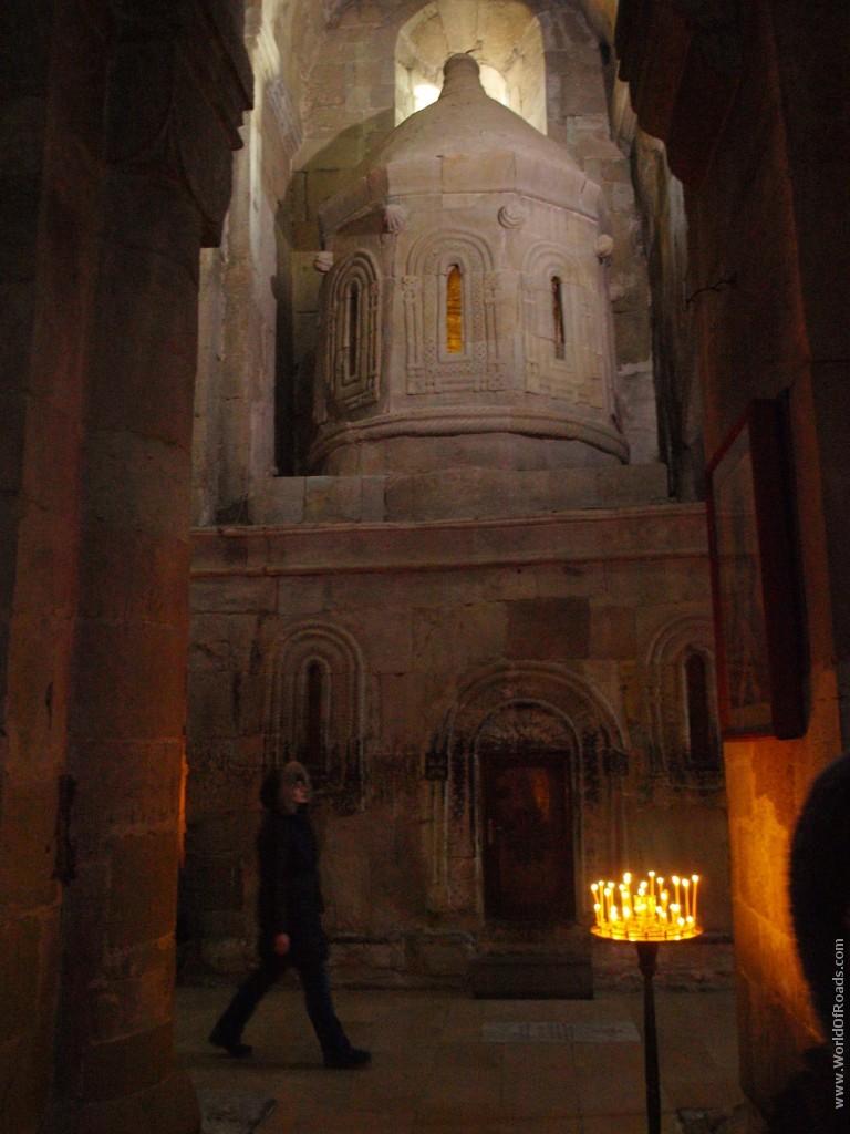 Церковь внутри церкви. Собор Светицховели.