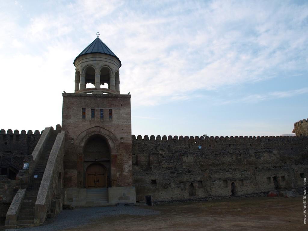 Мцхета. Исторический центр.