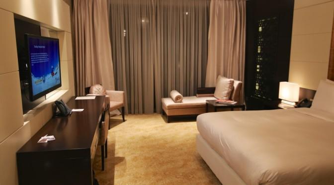 Shahdag hotel room