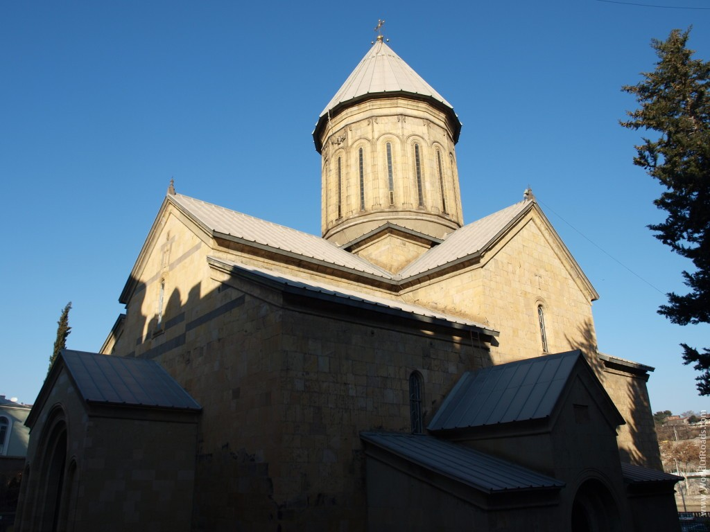 Сиони или Сионский Кафедральный Собор в Тбилиси (Грузия)