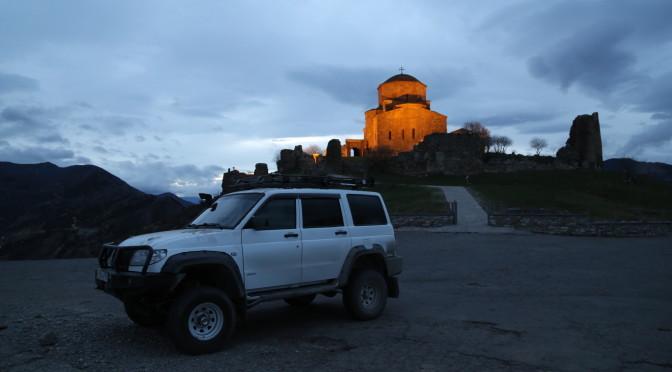 Достопримечательности Грузии: Храм Джвари
