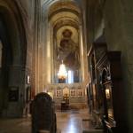 Svetitskhoveli Catherdral. Inside.