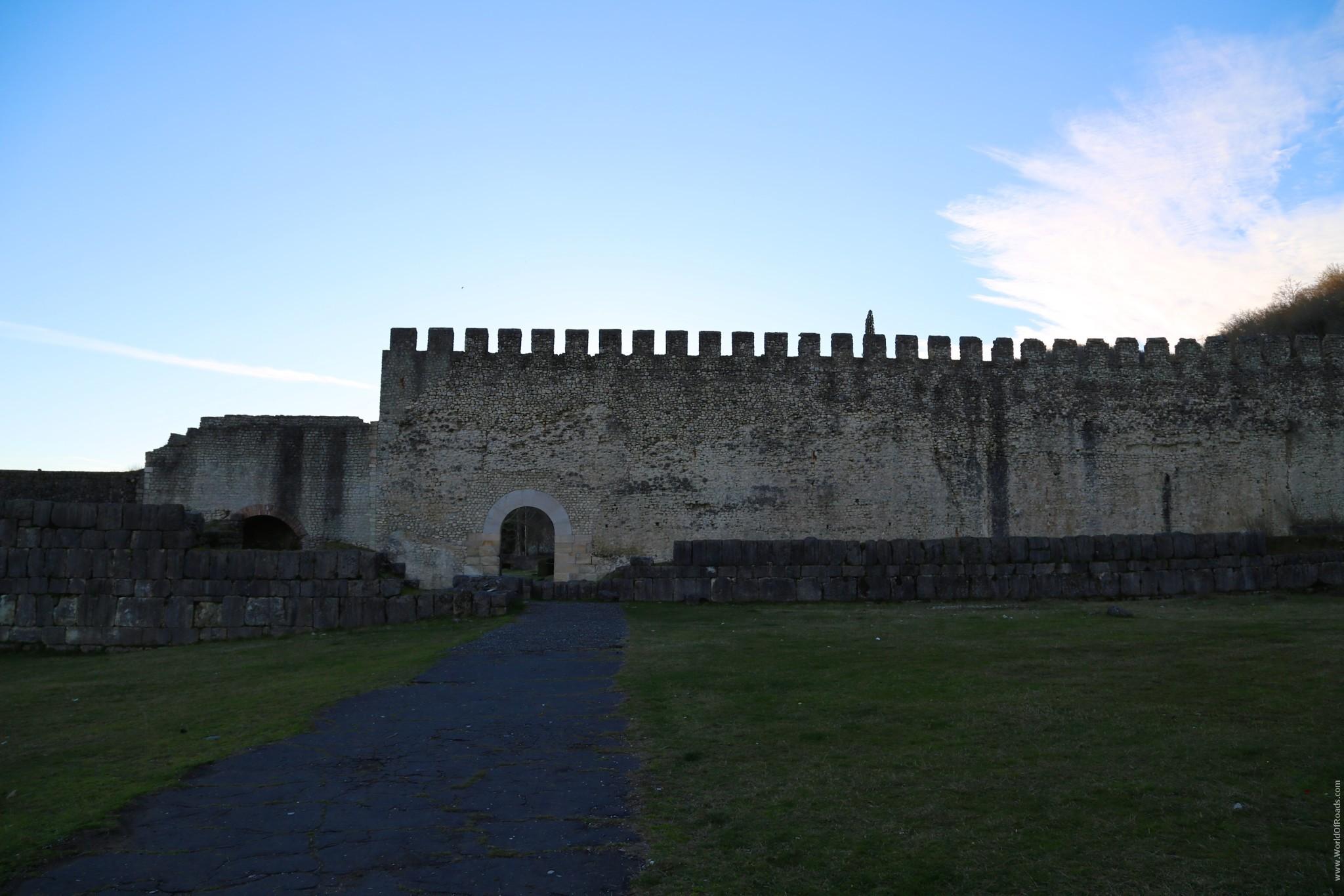 Город-крепость Нокалакеви