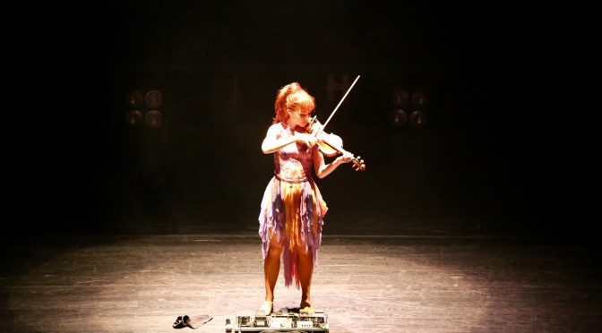 Концерт Линдси Стирлинг в Стамбуле