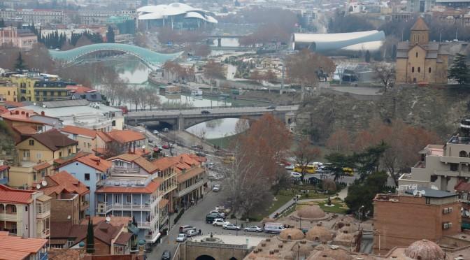 Хочу в Тбилиси!