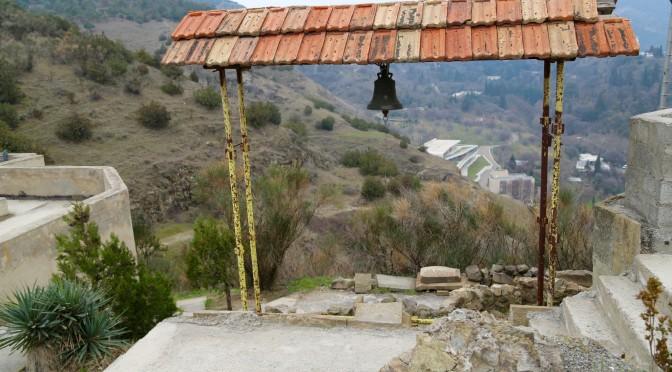 Преображенский (Таборский) мужской монастырь в Тбилиси