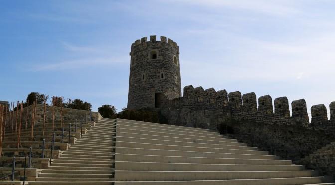 Крепость Ахалцихе  (Рабат) — Грузия