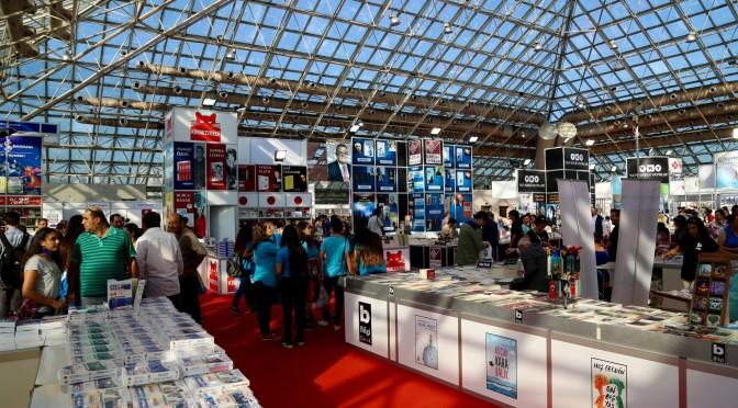 Книжная ярмарка в Анталии 2015