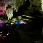 Пещера Прометея. Грузия.