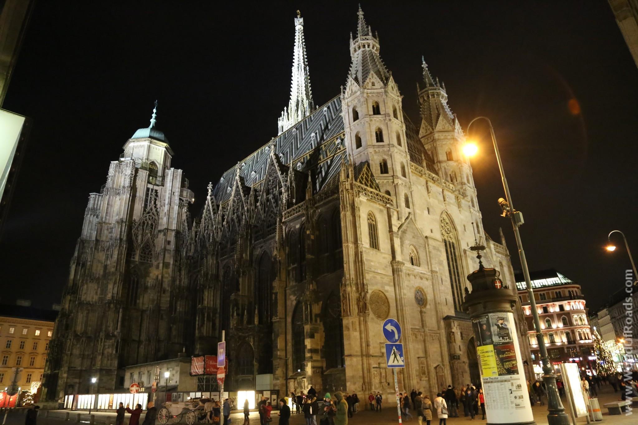 Собор в Вене. Австрия