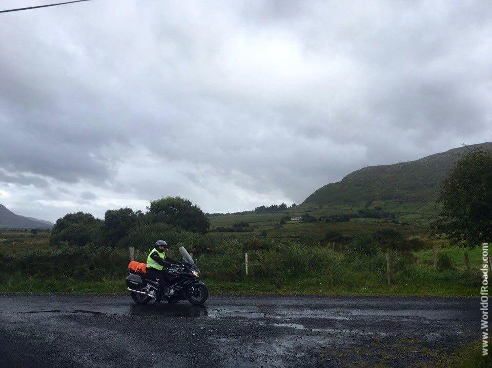 FJR1300 Connemara Ireland