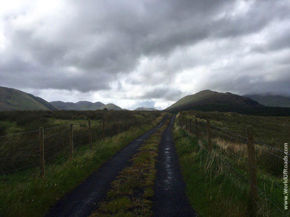 Road Connemara Ireland