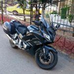 Yamaha FJR1300 Antalya