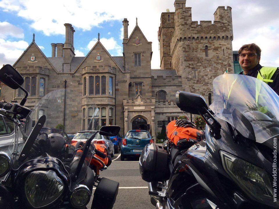 Dublin Clontarf Castle Ireland