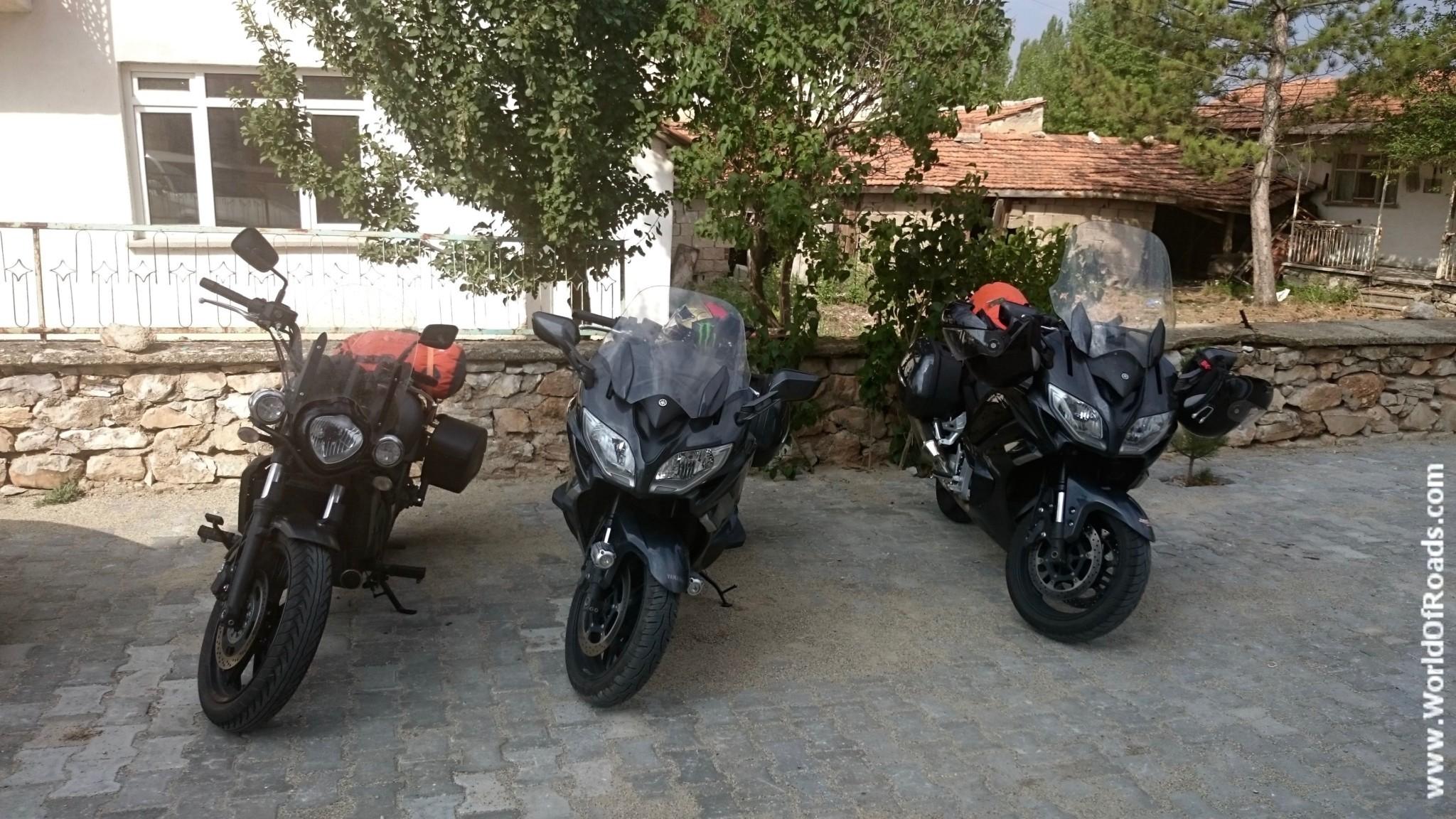 Yamaha FJR1300 Turkey
