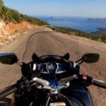 Motorcycling in Kas (Antalya)