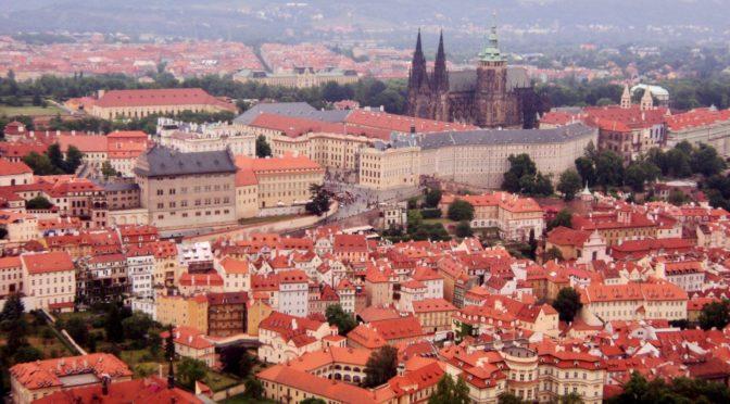 Для тех и о тех, кто влюблен… В Чехию