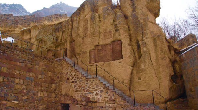 Большое зимнее путешествие 2014: достопримечательности Армении