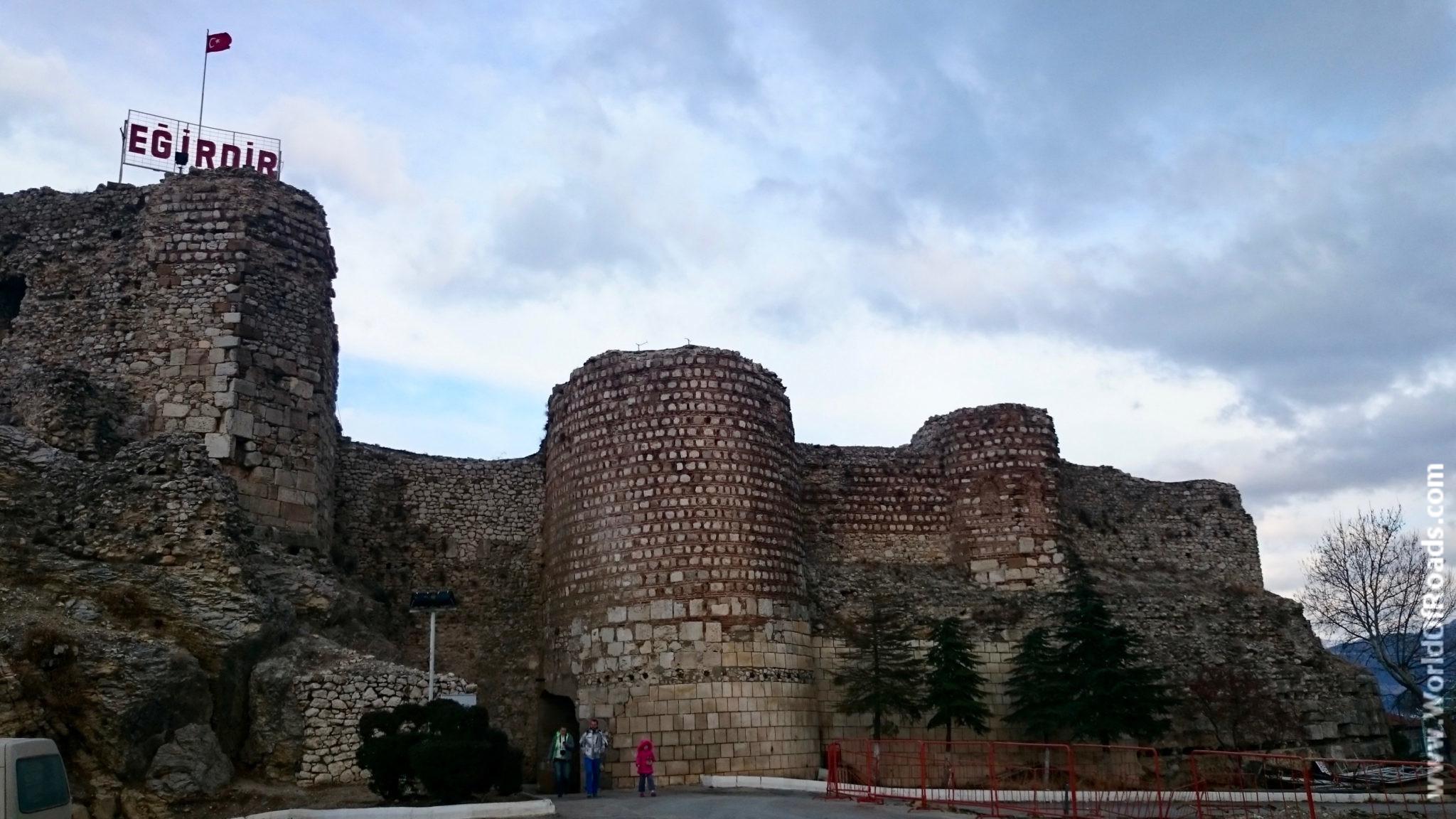 Крепость Эгирдир
