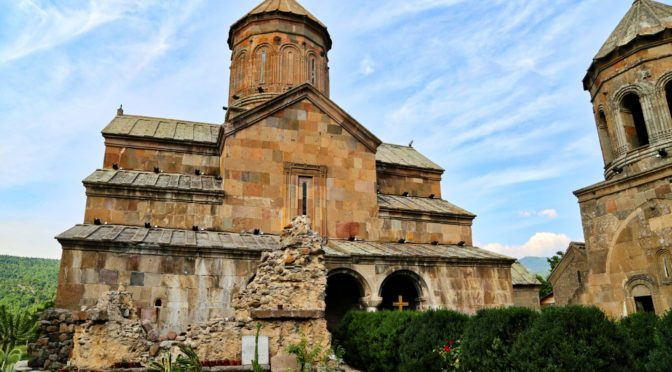 Храм Зарзма (Преображенский Монастырь)