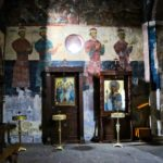 Зарзма. Внутри храма. Иконы.