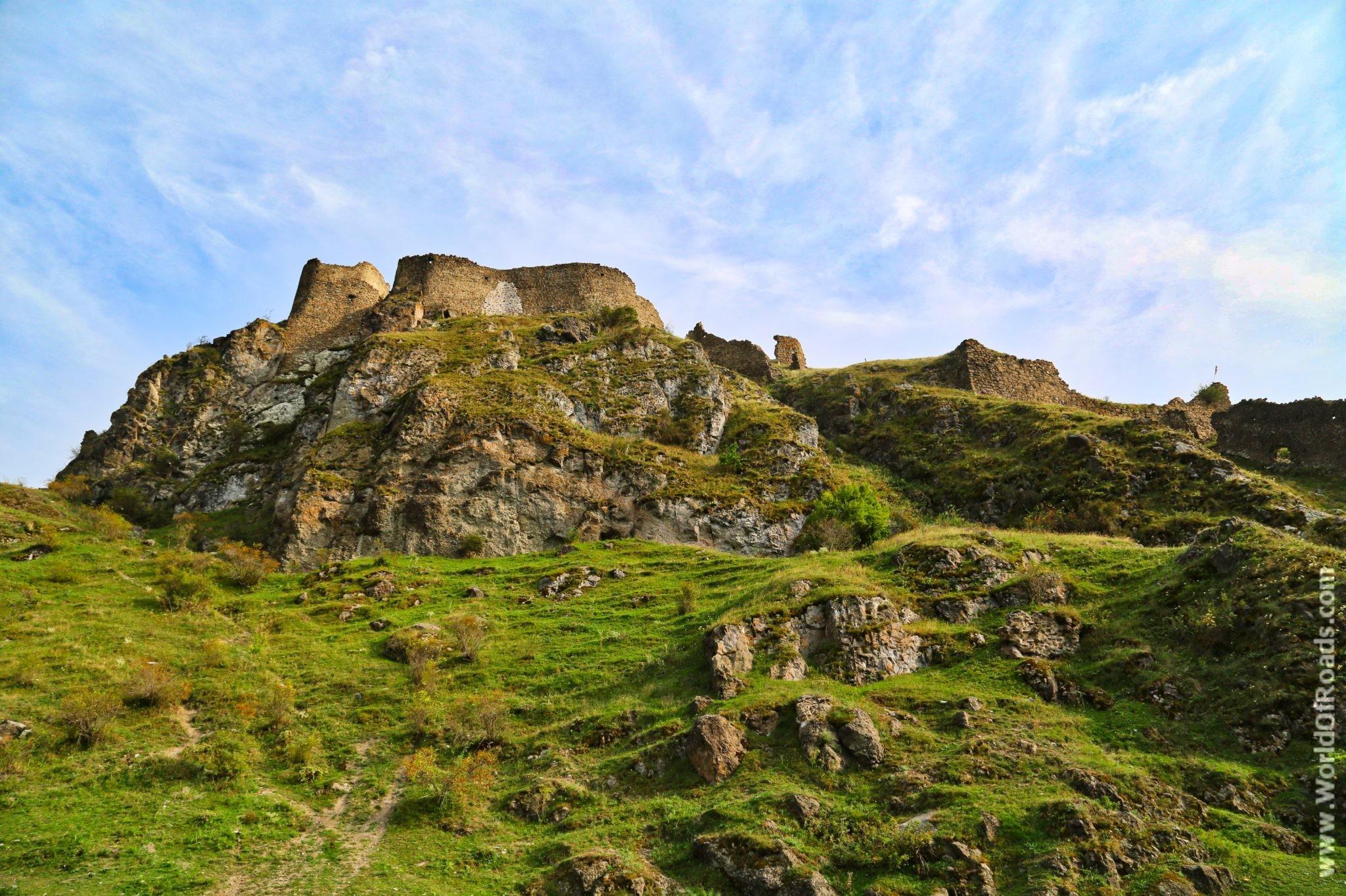 Atskuri Fortress.
